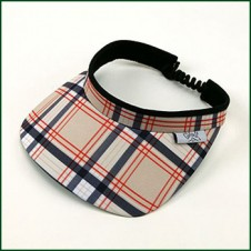 Visor - Scottie Plaid, GloveIt