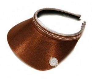 Visor - Bronze Bling, GloveIt