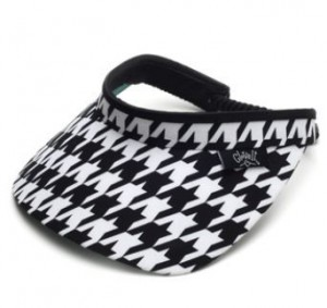 Visor - Hounds Tooth, GloveIt