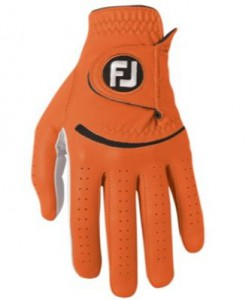 FJ Glove Spectrum - oranje - maat ML