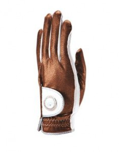 Glove It Glove, Bronze Bling, maat M