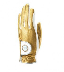 Glove It Glove, Gold Bling, maat M