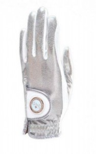 Glove It Glove, Silver Bling, maat L