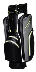 Cart bag Tour Series, water repellent, zwart