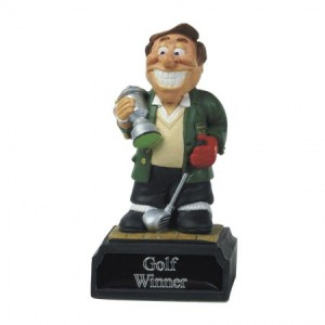 Golf Award Everyday Heroes; Golf Winner