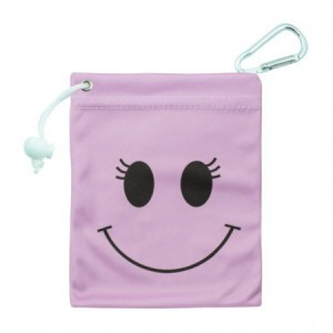 Tee & Accessory Bag - Smiley