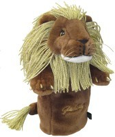 Headcover John Daily gold lion 33110