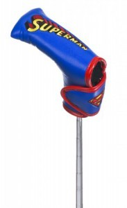 Putter Cover Superman Blade 15312
